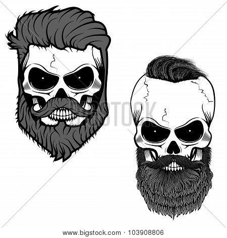 Bearded Skul