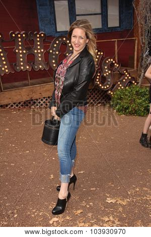 LOS ANGELES - OCT 4:  Joely Fisher at the