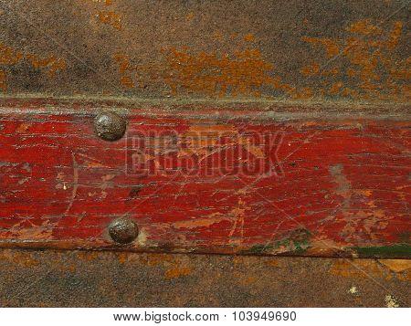 Texture Antique Chest