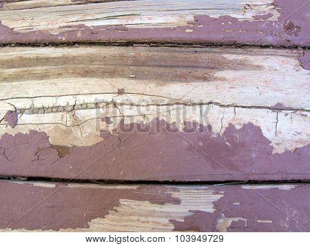 Texture Old Wood Beams