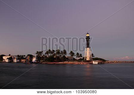 Hillsboro Light