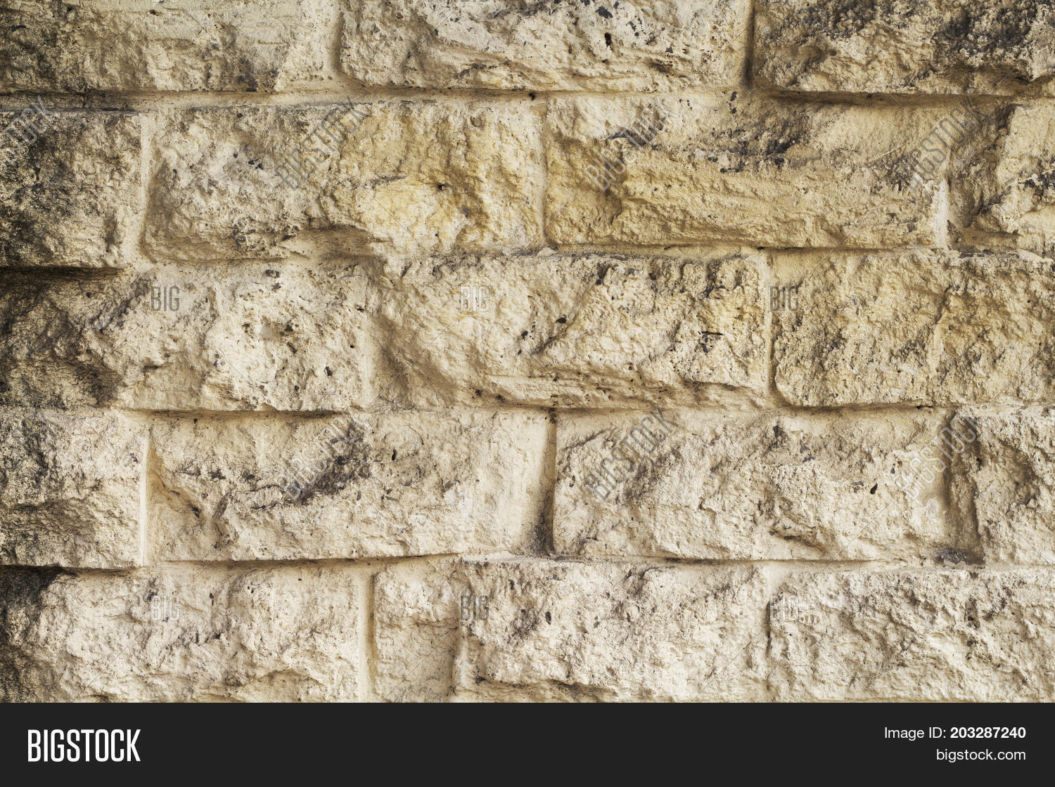 Yellow Natural Stone Image Photo Free Trial Bigstock