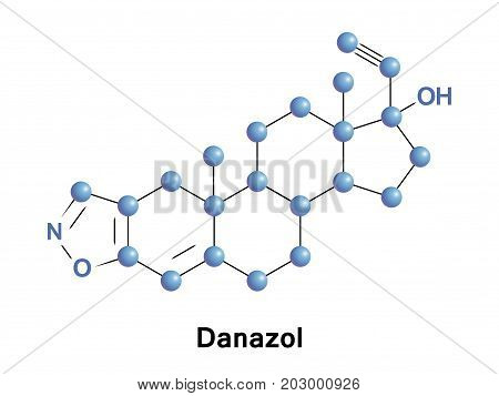 Danazol is a synthetic steroid that is used primarily in the treatment of endometriosis
