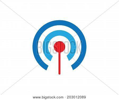 Vector - wifi logo vector template icons app