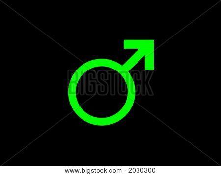 Symbol Male Gender