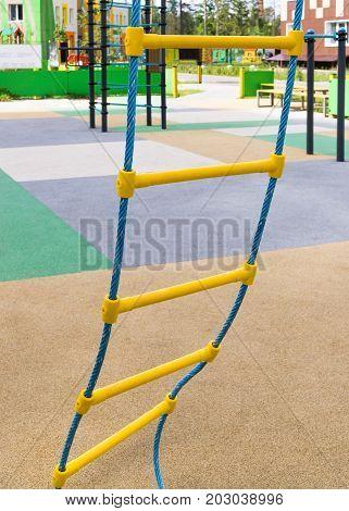 Training Simulator For Playground