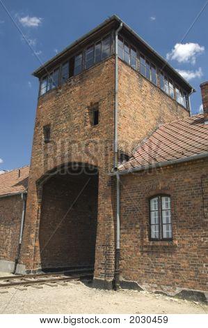 Auschwitz Ii-Birkenau Death Gate