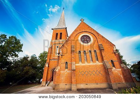 All Saints Anglican Church Tumut New South Wales Australia