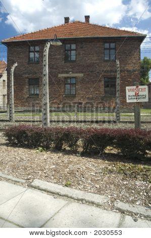 Auschwitz - Buildings
