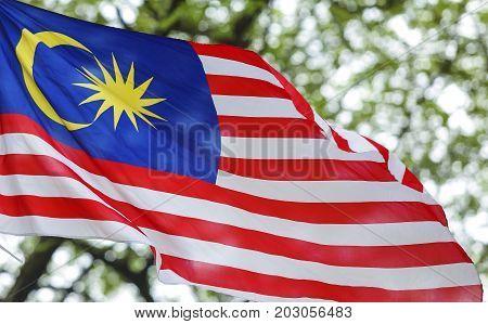 Malaysia Flag, Jalur Gemilang