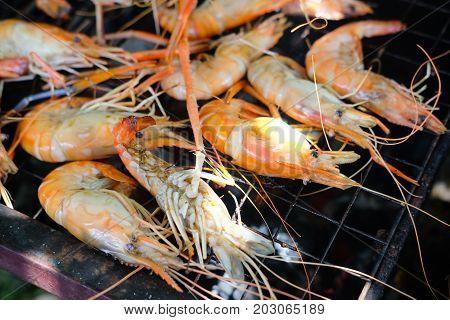 Grilled Shrimp Or Easy Bbq