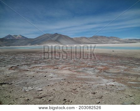 Record of somewhere in the middle of Atacama Desert, Chile.