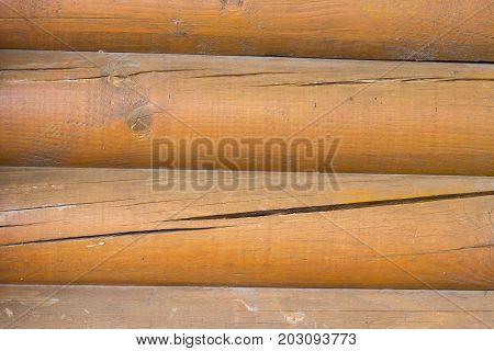 Wooden Blockhouse