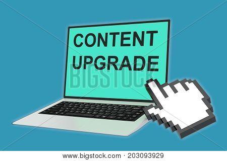 Content Upgrade Concept