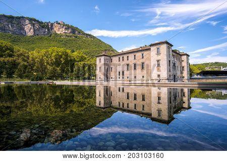 Trento Palazzo delle Albere - Trentino Alto Adige region - Italy