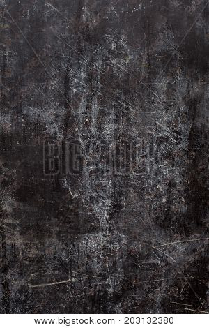 Black wall grange texture background for your design