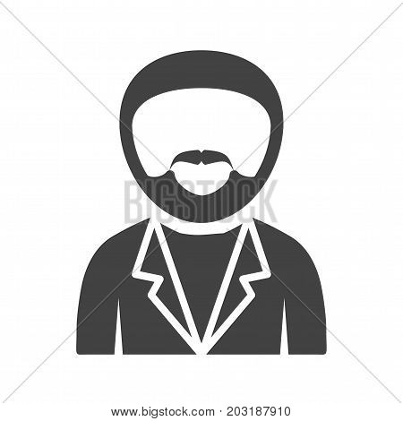 Man, tuxedo, fashion icon vector image. Can also be used for Avatars. Suitable for use on web apps, mobile apps and print media.