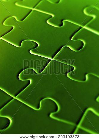 Puzzle piece background