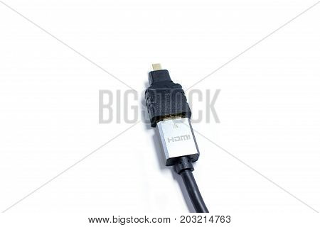 Hdmi cable for sending pictures and video with mini hdmi adapter and micro hdmi adapter
