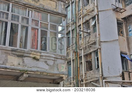 Old Apartment At Sai Wan