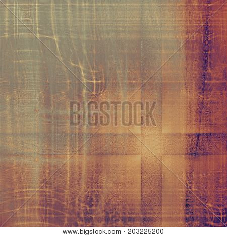 Vintage decorative texture with grunge design elements and different color patterns