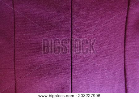Viscose Stockinette Fabric With Three Vertical Stitches