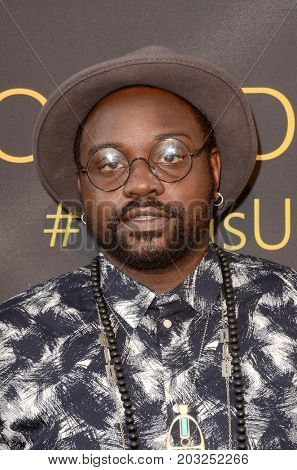 LOS ANGELES - AUG 14:  Brian Tyree Henry at the FYC Panel Event For 20th Century Fox And NBC's