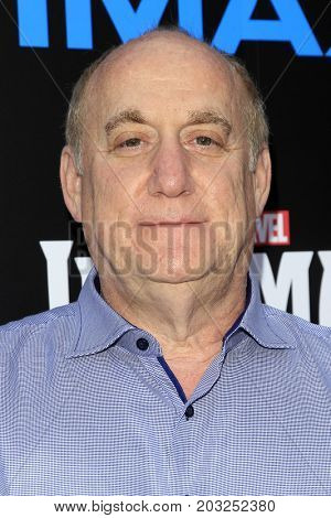 LOS ANGELES - AUG 28:  Jeph Loeb at the ABC and Marvel's