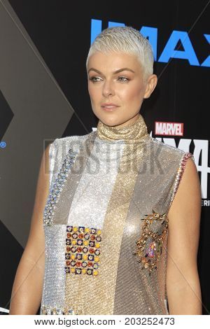 LOS ANGELES - AUG 28:  Serinda Swan at the ABC and Marvel's