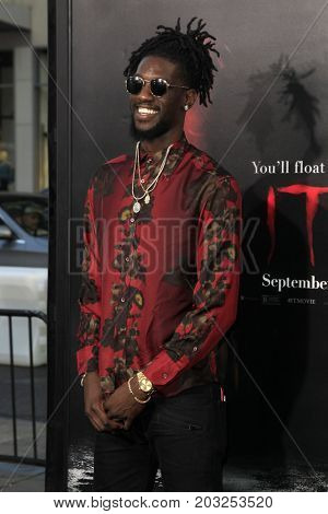LOS ANGELES - SEP 5:  Briante Weber at the