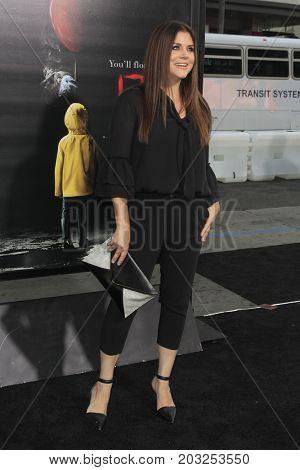 LOS ANGELES - SEP 5:  Tiffani Thiessen at the