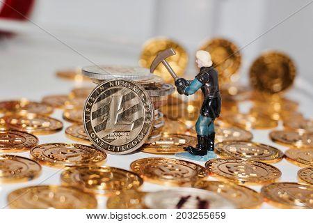 Litecoin Mining Coin