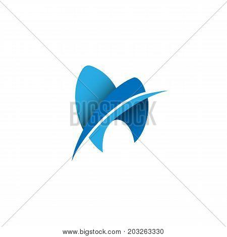 Dental logo design for dental clinic or company