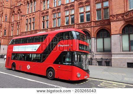 London City Bus