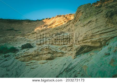 Sand Quarry For The Extraction Of Sand