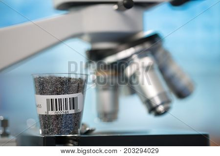 Seeds and cereals in the laboratory of food quality
