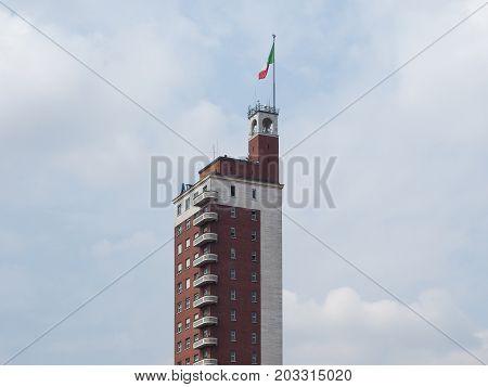Torre Littoria In Turin
