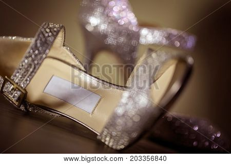 High Heel Sexy Stiletto Glamour Style Shoes