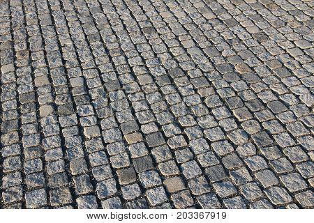 Budapest Cobble Stone