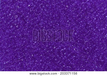 Clear lilac beads. Hi res photo for texture.