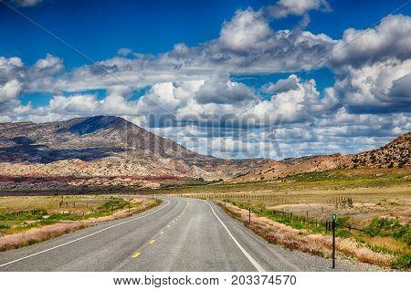 Road Trip Through Wyoming