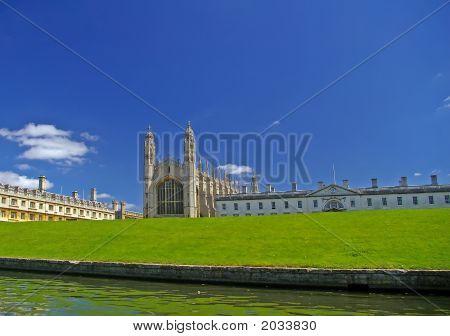 Kings College Grounds,  Univ Of Cambridge