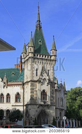 Jakob's Palace In Kosice, Slovakia