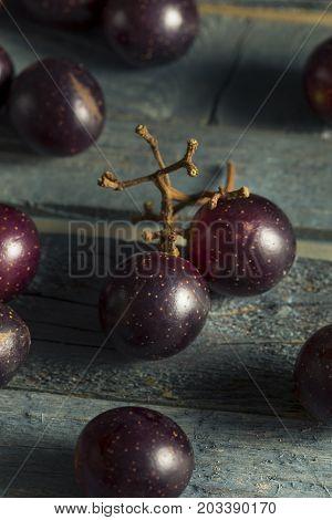 Homemade Sweet Muscadine Grapes