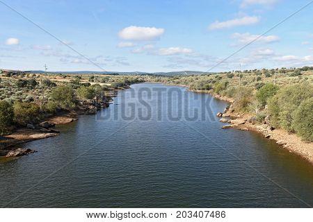 (Arroyo Ciervas) (Ntra. Sra. del Agavanzal ) Tera RiverSierra de la Culebra Zamora province Castilla y Leon Spain