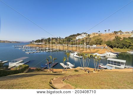 Escarpas do Lago is a leisure sports and tourism center one of the most sought after in Minas Gerais
