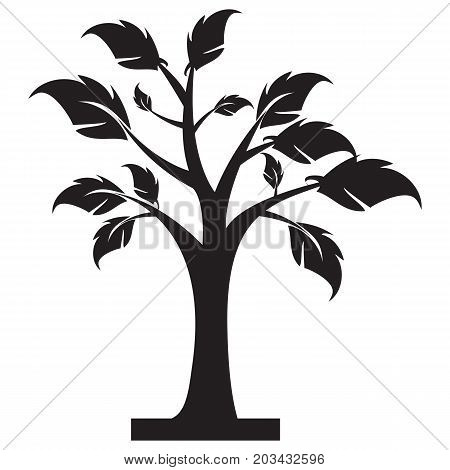 Tree Icon Generated Image, Elegance, Food, Food and Drink