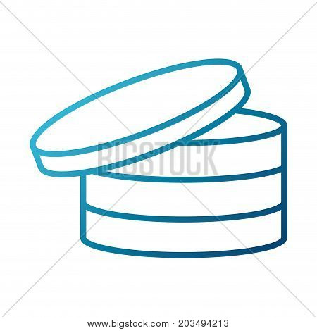 Round Box Ribbon