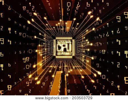 Evolving Computer Cpu