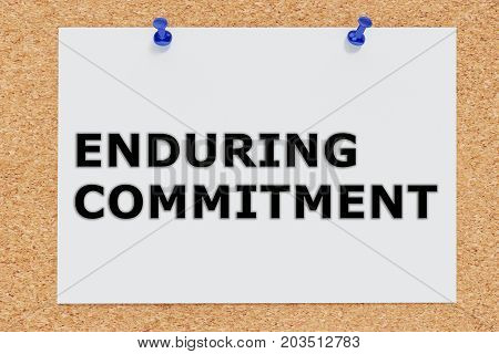 Enduring Commitment Concept